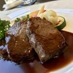 レストラン アヴァン - 牛ステーキ