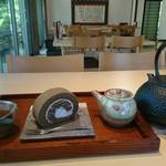 ながら茶房 本寿院 - 料理写真: