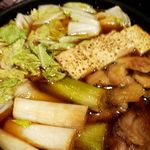Ittaka - 鶏すき鍋