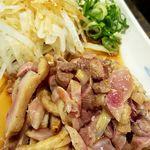Ittaka - 鶏のタタキ