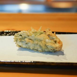 割烹 天ぷら よこい - 料理写真: