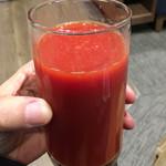 スカイラウンジ - トマトジュース