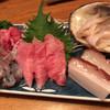 居酒屋結喜 - 料理写真:刺身盛り合わせ