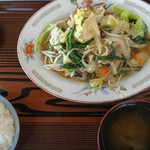 たかみ食堂 - 料理写真: