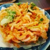 井筒屋 - 料理写真:桜えびのかき揚げ