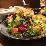 和食個室居酒屋 祇園邸 - 和風サラダ