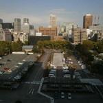 東京プリンスホテル - 部屋からの景色