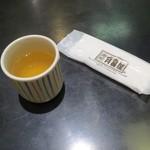 有喜屋 - 蕎麦茶
