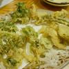 京・ちゃぶ屋ばるJo-Jo - 料理写真:(撮影 20170502)山菜の天ぷら…子供の頃は苦手だったのに、なぜか今は美味しいと感じる。