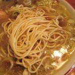 井関屋 - 麺と煮干し感