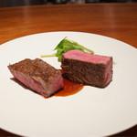 ラ・ターチ - 神戸牛のランプ肉