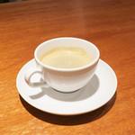ラ・ターチ - ホットコーヒー
