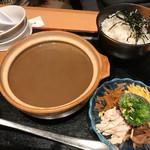 香憩楼 島人 - 鶏飯