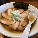 翔鶴 - 限定 炭火焼吊るし焼豚麺