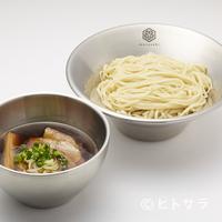 京都千丸 しゃかりき むらさき - 看板メニューは一食の価値あり『つけそば』