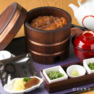 日本の古くから伝わる伝統の味、厳選の鰻を堪能