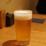 高太郎 - サッポロ黒ラベル生ビール