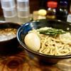 麺屋いちびり - 料理写真:[2017/04]つけ麺300g(830円)+味玉(100円)