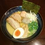 66450360 - 特性鶏出汁ラーメン1,100円