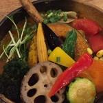 66451347 - 20種類の野菜カレー