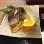 和食処 ひかり亭 - 塩鯖