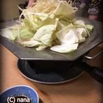 ホルモンりゅう - 料理写真:セット時
