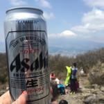 金太郎茶屋 - 缶ビール500ml600円