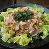 韓国風ダレのたたきサラダ