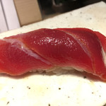 第三春美鮨 - シビマグロ 244.6kg 腹上二番 蛇腹 熟成8日目 和歌山県勝浦
