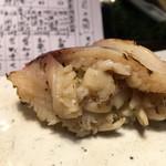 第三春美鮨 - 北寄貝 足 ひも 特大 桁曳き網漁 北海道八雲