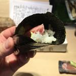 第三春美鮨 - とろ鉄火
