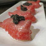 エロうま野菜と肉バル カンビーフ - お寿司の極みトリュフ