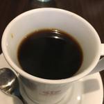 オスロ コーヒー - クイーンのアップ
