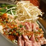 とりもん 麻生桜亭 - ホルジン鍋