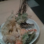 66456934 - 春の天ぷら盛り合わせ