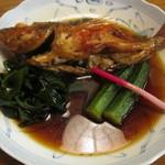 酒房 武蔵 - あらかぶ(めばる)煮:800円