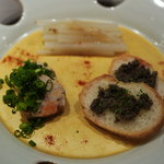 白金魚 - 前菜