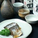 山泉 - 料理写真:にしんの昔煮 420円  一週間以上コトコトとじっくり煮込んでいます