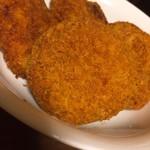 あい菜家 - かぼちゃとチーズのコロッケ90円