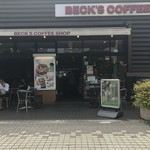 BECK'S COFFEE SHOP -