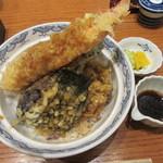 沙伽羅 - 「天丼」