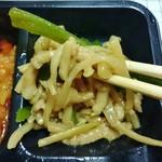 喜山飯店 - 青椒肉絲