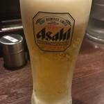 加寿屋 - 生ビール