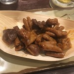 加寿屋 - ホルモン焼