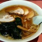 中華珍満 - チャーシュー麺720円‼