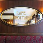 カフェラントマン - 本店と同じ鏡〜♬