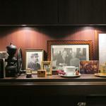 カフェラントマン - 初代オーナーから続く歴史