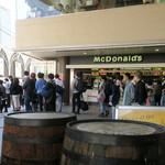 マンゴツリーカフェ+バー - マックの前は品川駅高輪口