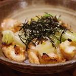 炭火割烹 蔓ききょう - 淡海地鶏の焼鶏丼