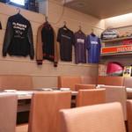 歌京 - テーブル席